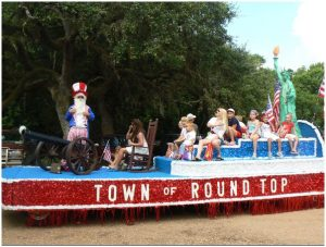 Round Top Rifle Hall - Parade
