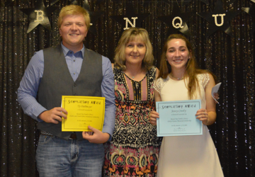 The Round Top Family Library Scholarship