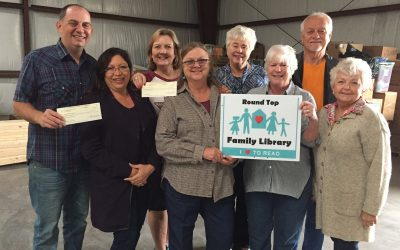 Library Raises $15,000 for Flood Relief